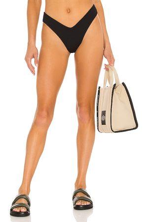 B. Swim Valencia Bikini V-Bottom in Black. - size L (also in M, S, XS)