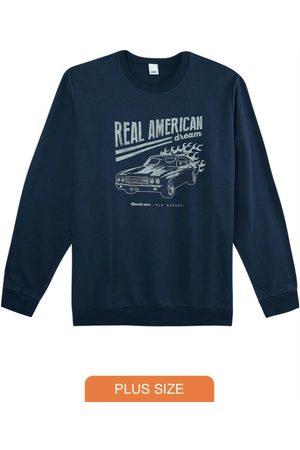 Malwee Plus Homem Casacos - Blusão Marinho Tradicional Real American