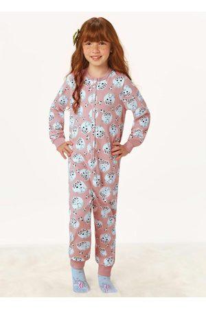 Malwee Pijama Macacão Raposa