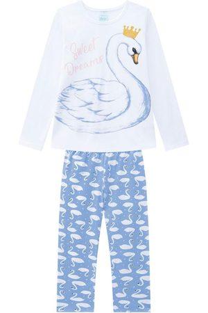 Kyly Pijama Infantil Feminino