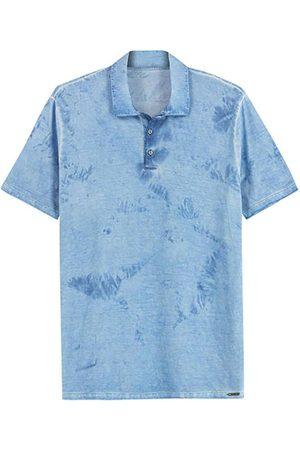 ENFIM Camisa Polo Tradicional Tie Dye