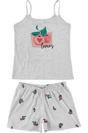 Malwee Pijama Mescla Lovers