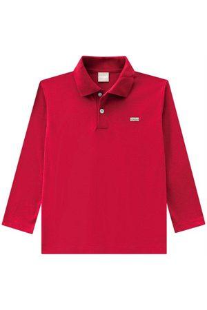 Milon Camisa Polo Infantil Masculina
