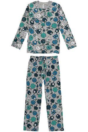 Malwee Pijama Estampado Monstrinhos Menino