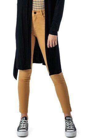 ENFIM Mulher Calça de Alfataria - Calça Skinny Sarja Power