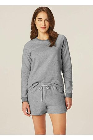 Malwee Mulher Pijamas - Conjunto e Pijama Mescla em Botonê