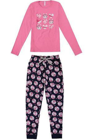 Malwee Pijama Raposa Adulto Mãe