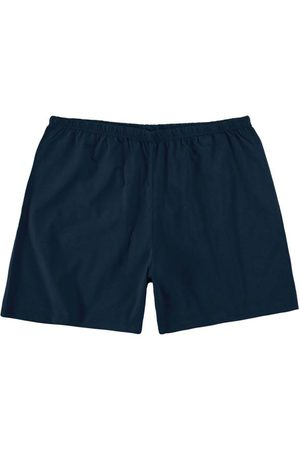 Malwee Shorts Marinho de Dormir em Malha