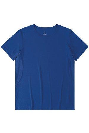 Malwee Homem Camisolas de Manga Curta - Camiseta Tradicional Dry
