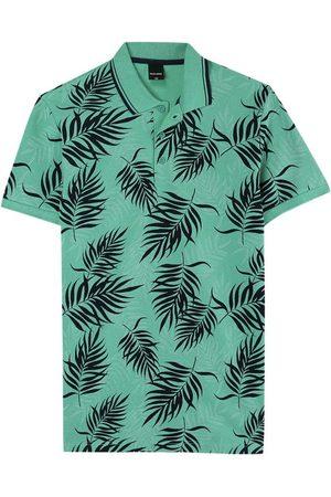 Malwee Camisa Polo Tradicional Tropical