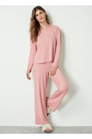 Malwee Pijama Canelado