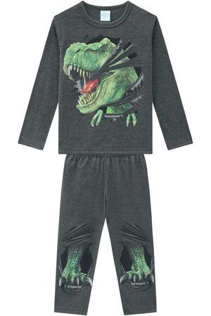 Kyly Pijama Infantil Masculino Mescla