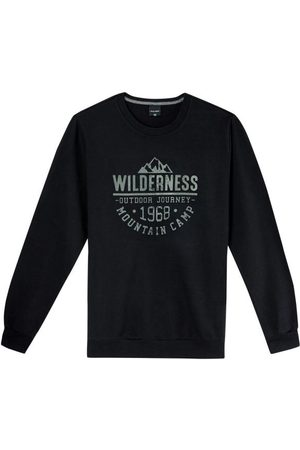 Malwee Blusão Wilderness em Moletom