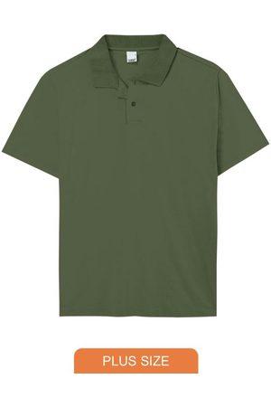 Malwee Plus Camisa Polo Tradicional em Malha