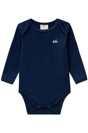 Milon Body Bebê Masculino Marinho