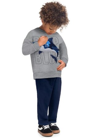 Kyly Conjunto Infantil Masculino Mescla