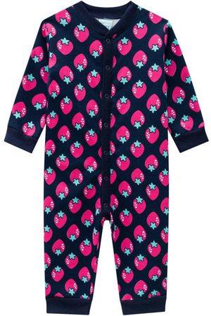 Kyly Pijama Infantil Feminino Marinho