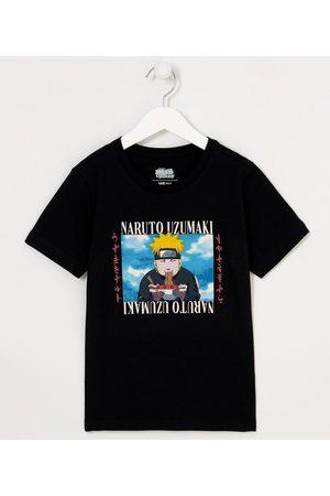 Naruto Camiseta Infantil Estampa - Tam 5 a 14 Anos | | | 5-6
