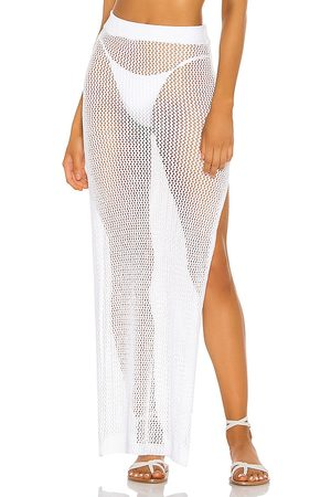 superdown Yael Knit Maxi Skirt in . - size L (also in M, S, XS)