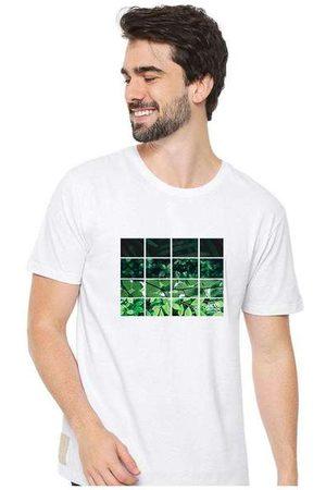 Eco Canyon Homem Camisolas de Manga Curta - Camiseta Masculina Sandro Clothing Nature W