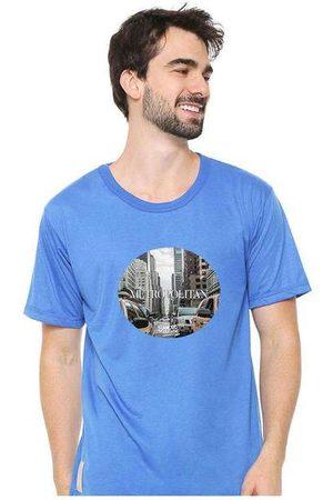 Eco Canyon Camiseta Masculina Sandro Clothing Metropolitan Az
