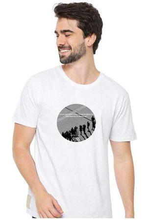 Eco Canyon Homem Camisolas de Manga Curta - Camiseta Masculina Sandro Clothing Moment W