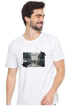 Eco Canyon Camiseta Masculina Sandro Clothing Memory W