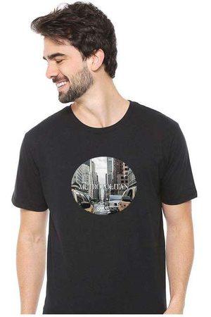 Eco Canyon Camiseta Masculina Sandro Clothing Metropolitan Pr
