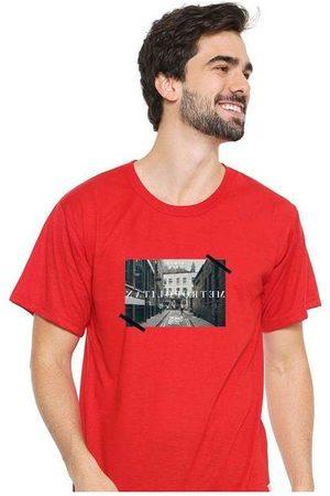 Eco Canyon Camiseta Masculina Sandro Clothing Memory