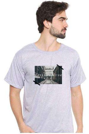 Eco Canyon Camiseta Masculina Sandro Clothing Memory Ci