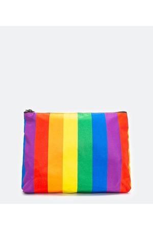 Accessories Nécessaire Trapézio Estampada Pride     Multicores   U