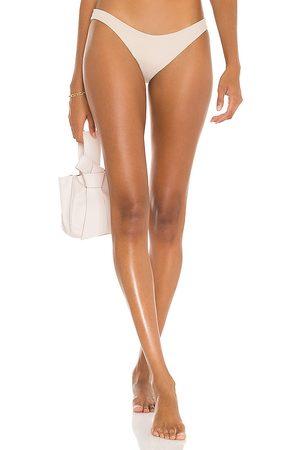 Riot X REVOLVE Jax Bikini Bottom in Cream. - size L (also in M, S, XS)