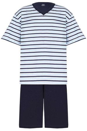 LUPO Pijama Masculino Curto 28021-001 2040- -Ma