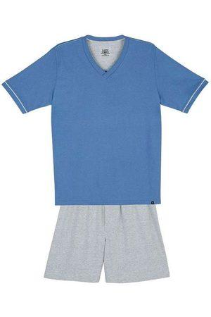 LUPO Pijama Masculino Curto 28000-001 0771