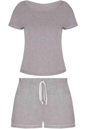LUPO Pijama Feminino Curto 24243-002 8000- -Me