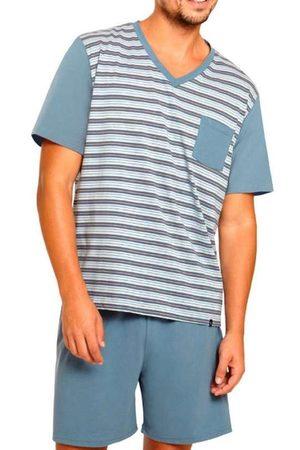 LUPO Pijama Masculino Curto 28156-001 0770