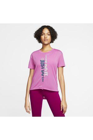 Nike Camiseta Icon Clash Feminina