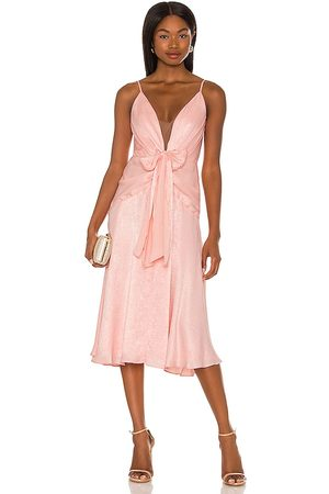 Katie May Sway Zee Dress in Pink. - size L (also in M, S, XS)