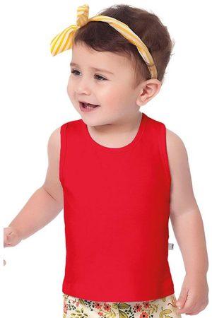 Fakini Kids Menina Básica - Regata Nadador Básica