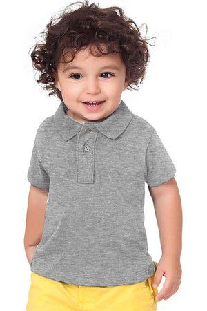 Fakini Kids Menino Camisa Pólo - Camisa Polo Básica