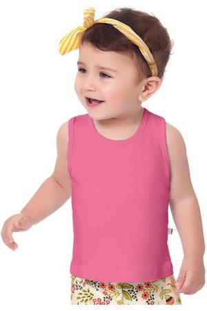 Fakini Kids Menina Blusas tipo Regata - Regata