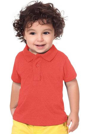 Fakini Kids Camisa Polo Básica