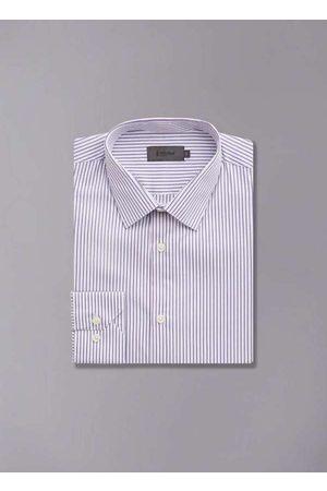 Reserva Homem Camisa Casual - Camisa Paris Listras Elastano Oficina