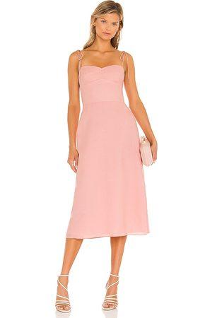 Amanda Uprichard X REVOLVE Cava Midi Dress in . - size L (also in M, S, XS)