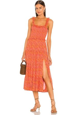 LIKELY Mckay Dress in Brick. - size 0 (also in 10, 2, 4, 6, 8)