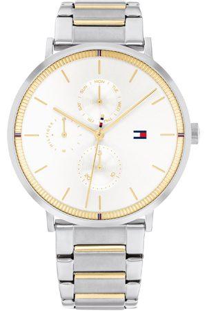 Vivara Mulher Relógios - Relógio Tommy Hilfiger Feminino Aço Prateado e Dourado - 1782299