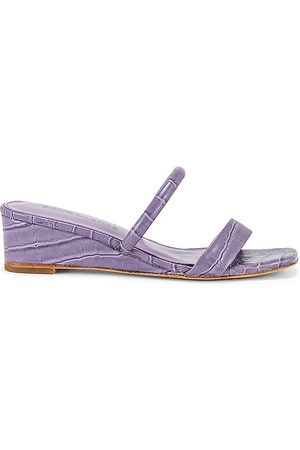 Song of Style Fia Sandal in Lavender. - size 10 (also in 10.5, 5.5, 6, 6.5, 7, 7.5, 8, 8.5, 9, 9.5)