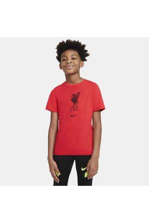 Nike Camiseta Liverpool Infantil