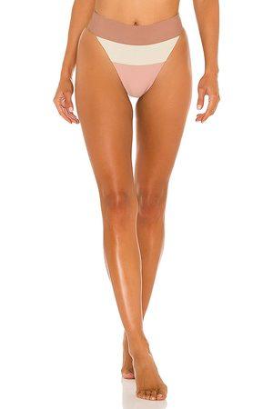 Beach Riot X REVOLVE Alexis Bikini Bottom in Pink. - size L (also in M, S, XS)