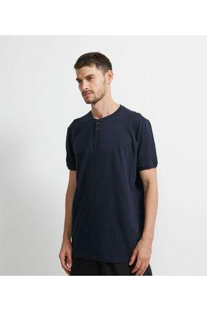 Viko Camiseta de Pijama Lisa com Gola Portuguesa | | | GG
